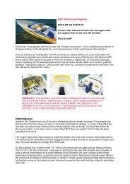 [2001 Performance Reports] HUSTLER 344 CHEETAH ... - Funboats