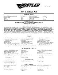344 Cheetah Standard - Funboats