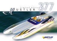 Impa Hustler 377 - Funboats