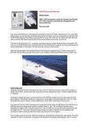 [2002 Performance Reports] MORE ROAR With 1,350 ... - Funboats