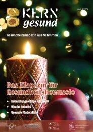 Das Magazin für Gesundheitsbewusste - Kerngesund