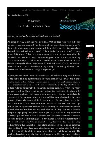 Download - Academic Foresights