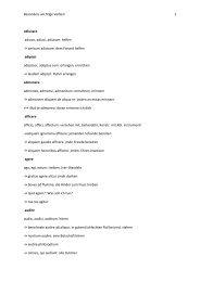 Verben pdf