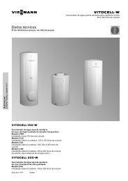 Dados técnicos1.2 MB - gás, gasóleo, energia solar, madeira e ...