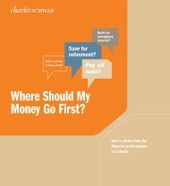 Where Should My Money Go First? - Rotary District 6360