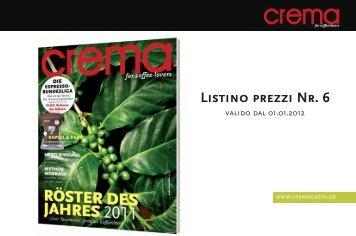 Euro - crema Magazin