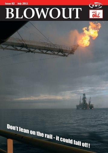 Blowout/Aug 09 - OILC