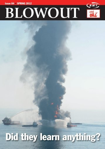 Blowout 84 April2012 - OILC