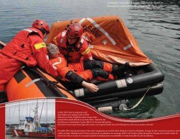 Canadian Coast Guard Search and Rescue Exercise Exercice de ...