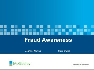 B. Fraud Prevention on Payables