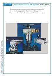 prevencion y seguridad en plantas industriales - boletin ... - COMEVAL