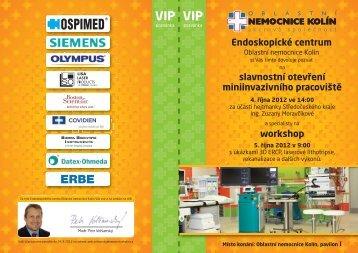 VIP VIP - Hospimed CZ