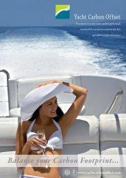 Brochure - Yacht Carbon Offset