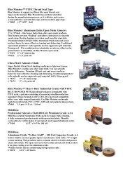 Blue Monster™ PTFE Thread Seal Tape Blue Monster ... - Eastern