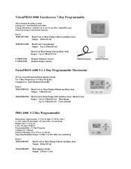 Thermostat - Eastern
