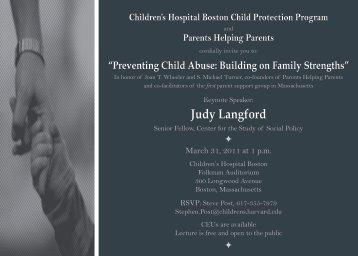 Judy Langford - h-sepac