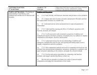 Page 1 of 3 Curriculum Focal Points 6 Grade Math Grades 6, 7, 8 ...