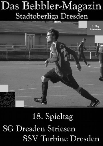 Das Bebbler-Magazin - 18. Spieltag - 2014/2015