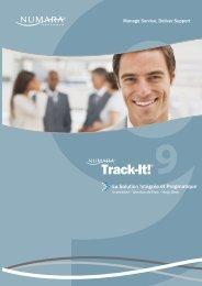 Numara TrackIt 9 Brochure Générale - Accueil