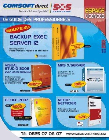 Catalogue complet de mars 2008