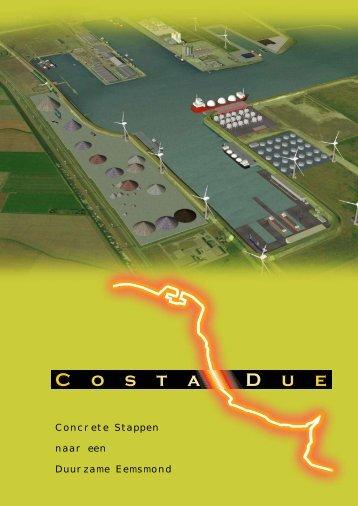 Concrete Stappen naar een Duurzame Eemsmond - Costa Due