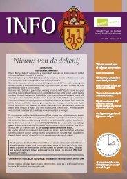 Sint-DenijS-WeStrem / AfSnee Nieuws van de ... - Dekenij Borluut