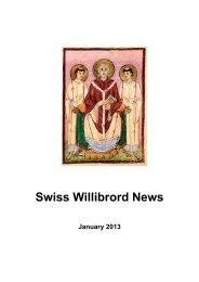 Januar 2013 - Willibrord.org