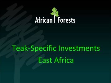 African Forests