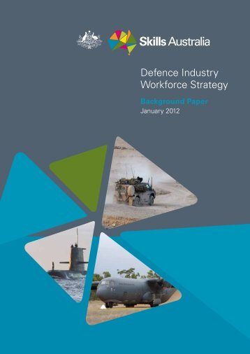 Defence Industry Workforce Strategy - AWPA