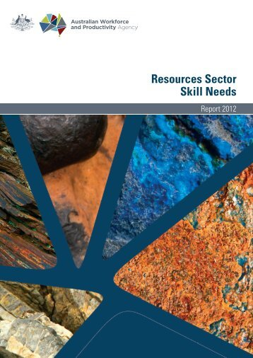 Resources Sector Skill Needs - AWPA