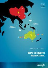 How to import from China. - Vecci