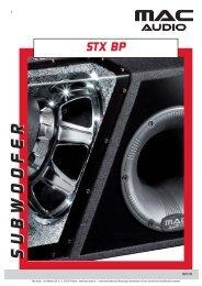 STX BP:Layout 1 - mac audio