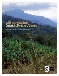 Tanzania Case Study - Natural Capital Project