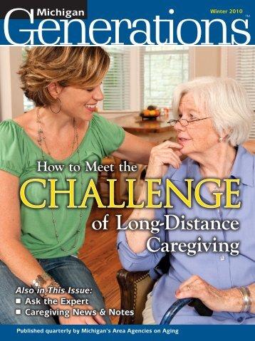 Winter, 2010 - Area Agencies on Aging