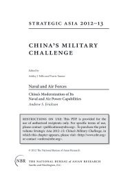 china's military challenge - Andrew S. Erickson