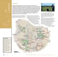 brochure section including Kicheche Laikipia - Expert Africa