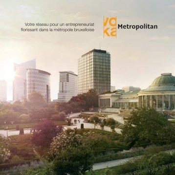 télécharger la brochure Voka Metropolitan
