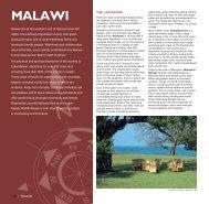 MALAWI - Expert Africa