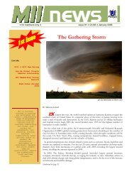 The Gathering Storm - Insurance in a Climate of Change
