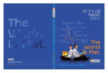 Annual Report 2007 - CS LoxInfo