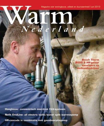Warm Nederland juni 2013