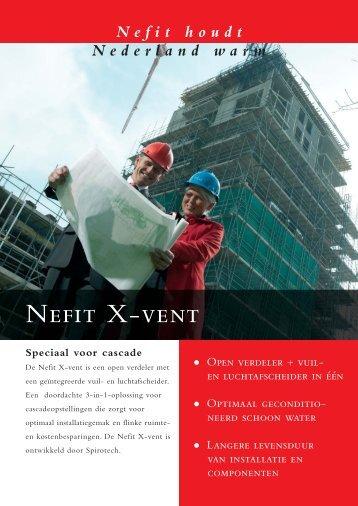 Nefit X-vent