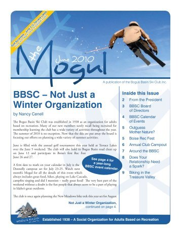 BBSC - Bogus Basin Ski Club