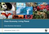 the presentation - Clean Business International
