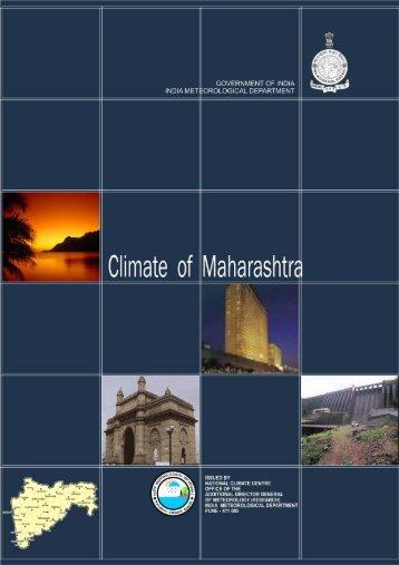 Climate of Maharashtra