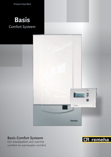 Basis Comfort Systeem - Remeha