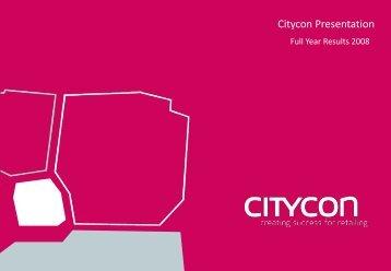 1 - Citycon