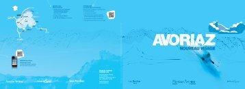 Brochure 2013 - Avoriaz