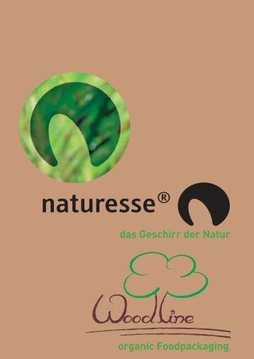 das Geschirr der Natur organic Foodpackaging - Seemann ...