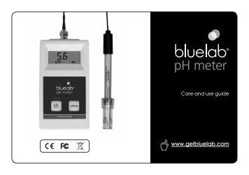 Bluelab ph controller manual